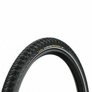 Continental Contact Plus 700 X 28c Tire Reflex Black
