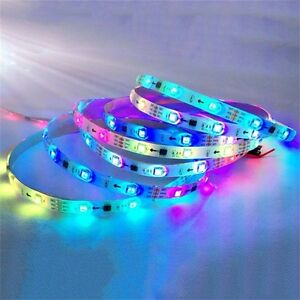 WS2811-RGB-LED-Strip-Light-Addressable-Digital-Tube-DC12V-30LED-M-White-Black-SQ