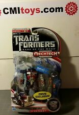 Transformers OPTIMUS PRIME mechtech movie exclusive dark of the moon