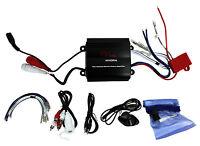 Pyle Plmrmp3b 1200w 4-channel Waterproof Micro Marine Amplifier Amp Stereo on sale