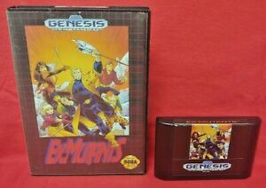 Ex - Mutants  - Sega Genesis Rare Game Authentic ! Tested / Working
