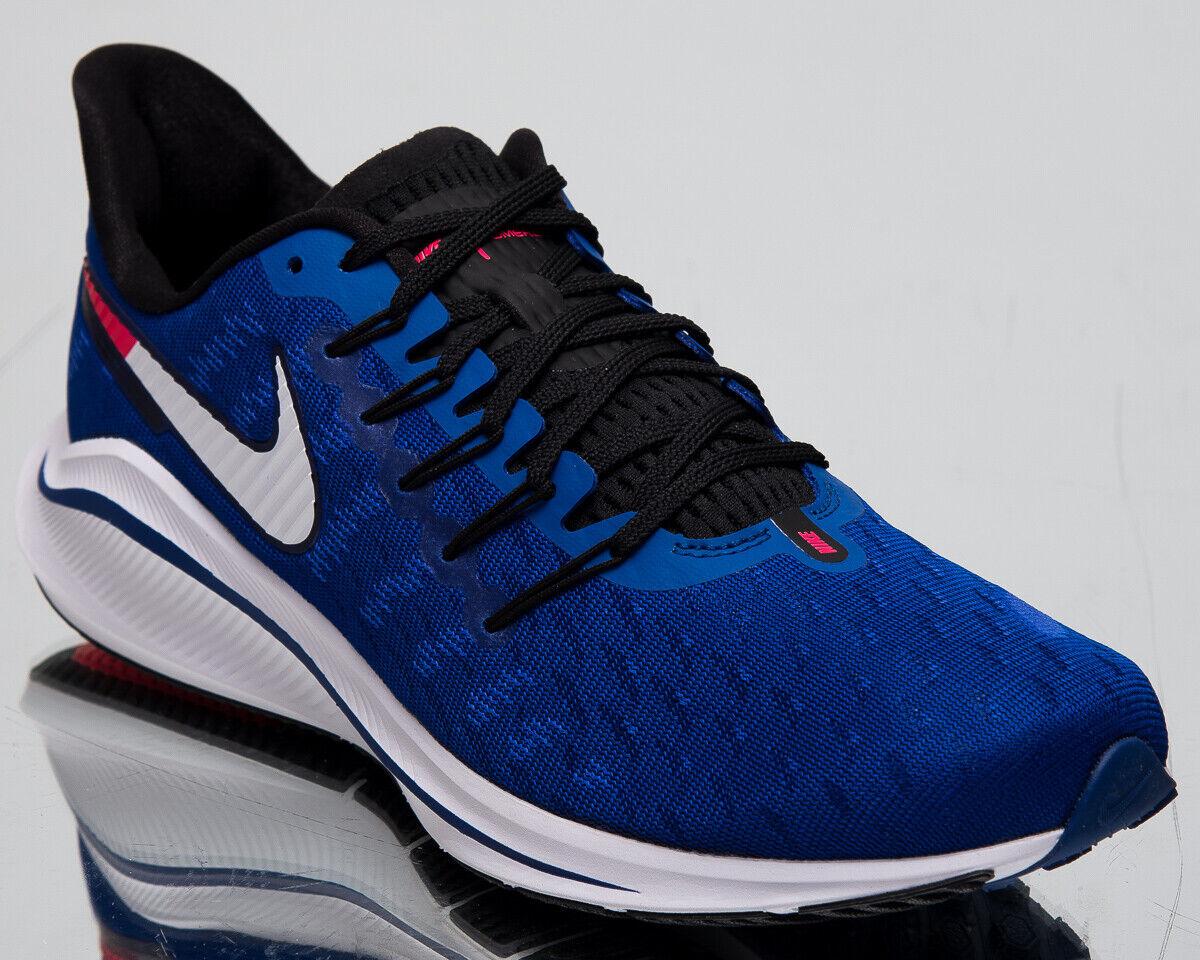 Nike Air Zoom Vomero 14 Men's New XIV Indigo Force bluee Running shoes AH7857-400