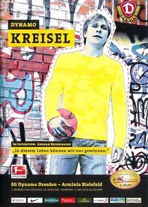 """ProgrammHeft """"Dynamo-Kreisel"""" #21 - 11.05.14 Dynamo Dresden - Arminia Bielefeld - Döbeln, Deutschland - ProgrammHeft """"Dynamo-Kreisel"""" #21 - 11.05.14 Dynamo Dresden - Arminia Bielefeld - Döbeln, Deutschland"""
