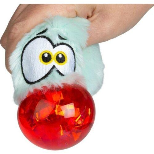 Light Blue Light Blue Orb Plopzz Ball Squishy Slime Plush Funny Stress Ball