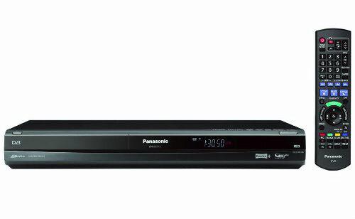 Panasonic DMR-EX773 DVD Recorder with 160GB HDD - Freeview - Black - HDMI