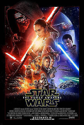 Star Wars: The Force Awakens - Alan Dean Foster (Hardcover, 2016, Free Postage)