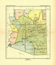 AMERICAN INDIAN LAND CESSIONS 150 maps BUREAU ETHNOLOGY RESERVATIONS  DVD