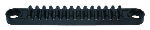Missing Lego Brick 6630 Black Technic Gear Rack 1 x 8 with Holes