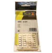 Faller 180903-1//87 Neu H0 40 Säcke