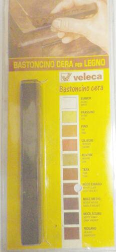 Veleca Stick Stick Wax for Wood Repair Scratch Hole Furniture Color Ass