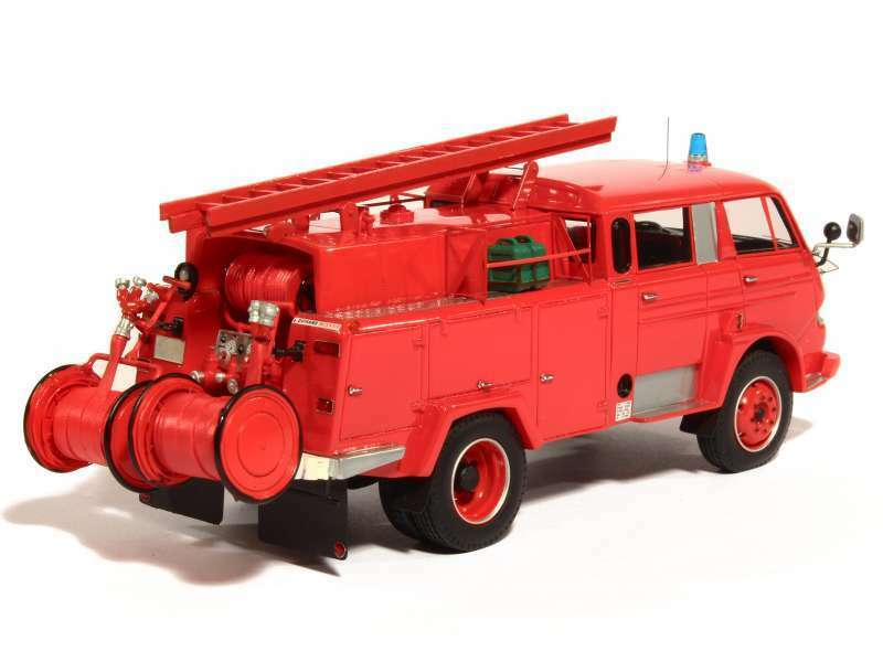 ALERTE 1 43  CAMION CITROEN BELPHEGOR Modele700 Fourgon Pompe guinard-Tonne 0028