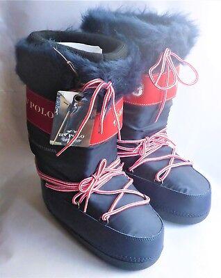 Ladies Womens HV Polo Moreno Wintershoes Winter Stiefel Shoes Boots Size 5 38 Eu