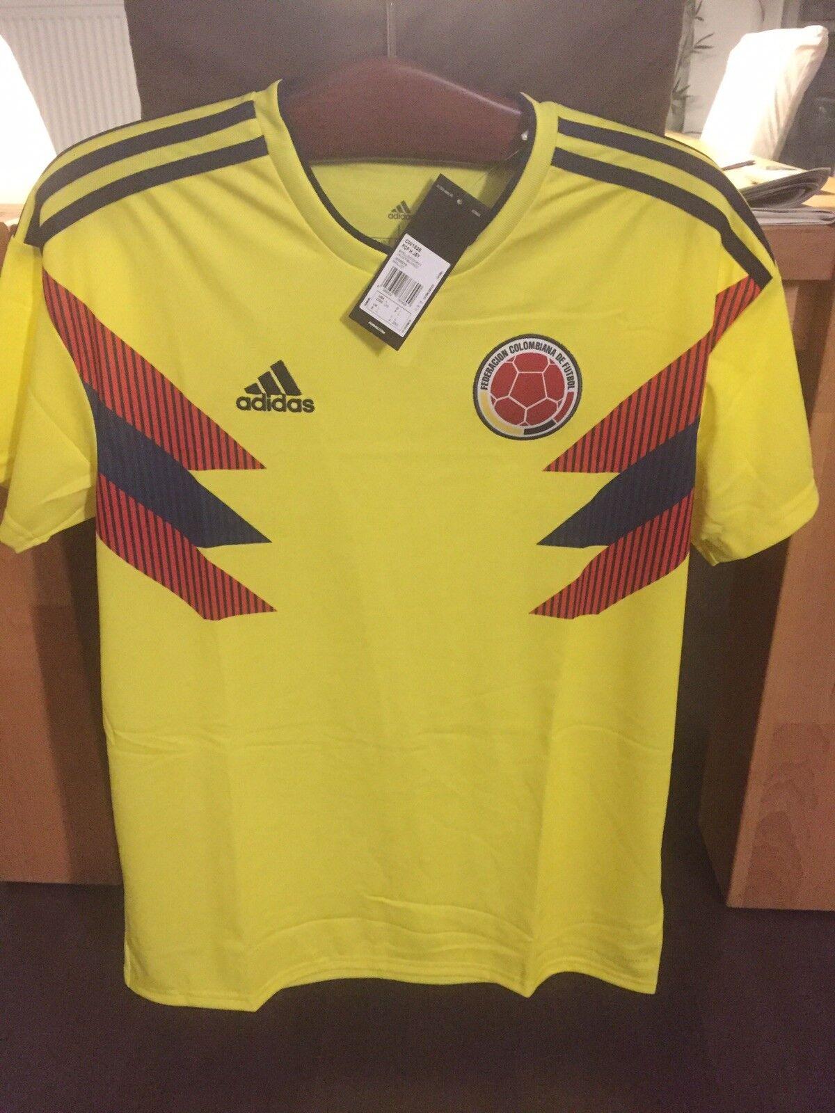 Adidas Herren FCF Colombia Kolumbien Fußball Trikot gr.L