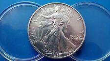 MONEDA DE PLATA PURA 0.999/1000 EEUU 1 Onza  Liberty Eagle  AÑO 1990
