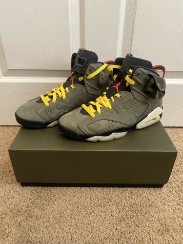 Travis Scott Jordan 6 Men's Size 11