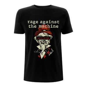 Rage-Against-The-Machine-Know-Your-Enemy-Rock-Official-Tee-T-Shirt-Mens