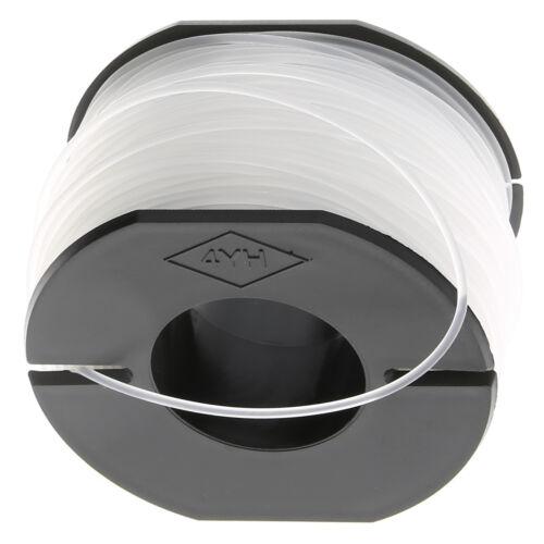 5 x 50M Strimmer Line Refills For Black /& Decker GL430S GL530 GL540 Trimmers