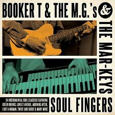Booker T & The M.G.s / The Mar-Keys - Soul Fingers - CD - BRAND NEW SEALED