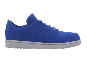 Hombre Nike Jordan 1 Vuelo 5 bajo Azul Real Zapatillas Baloncesto 888264 403 best-selling model of the brand