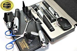 Cynamed Premium FIber Optic Mini Otoscope Opthalmoscope