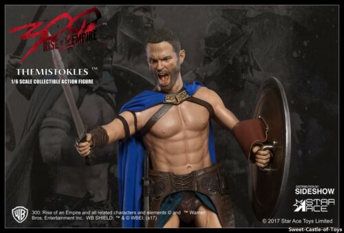 1//6 Star Ace Toys 300 General Themistokles Sparta Collectible Action Figure