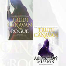 Traitor Spy Trilogy Collection Trudi Canavan 2 Books Set Pack New ,The Rogue