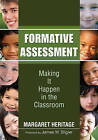 Formative Assessment: Making It Happen in the Classroom by SAGE Publications Inc (Paperback, 2010)