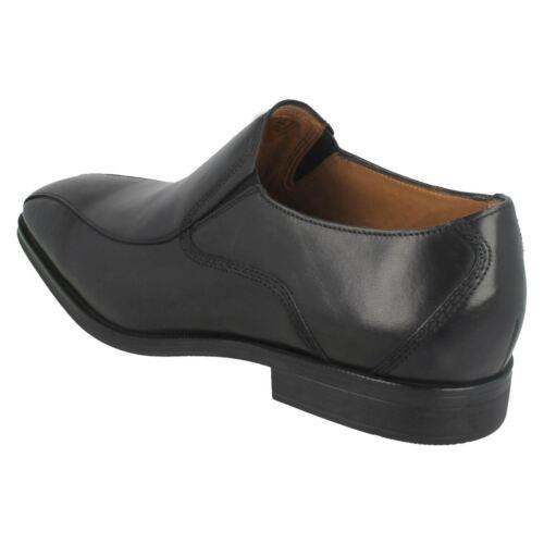 En Gilman Clarks Hommes Chaussure Cuir Slip Sur EI29YWDH