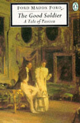 1 of 1 - The Good Soldier: A Tale of Passion (Twentieth Century Classics), Ford, Ford Mad