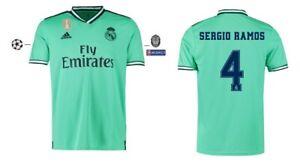 Trikot-Adidas-Real-Madrid-2019-2020-Third-UCL-Sergio-Ramos-4-164-XXL-Champions