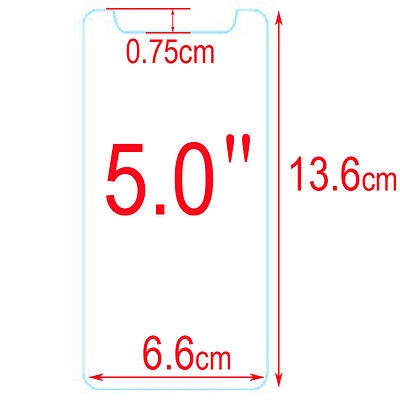 0.26mm Premium Real Universal Tempered Glass Film Screen Protector 9H For Phone