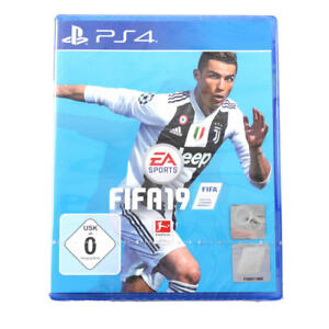 FIFA-19-PS4-Spiel-NEU-Deutsche-Version-Playstation-4-EA-Games