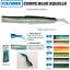 FLASHMER-3-CORPS-BLUE-EQUILLE-Le-lancon-mode-texan-TRES-EFFICACE miniature 1