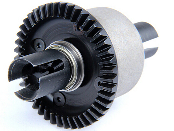 Metal rear complete diff gear set for 1/5 Losi 5ive T rovan LT parts