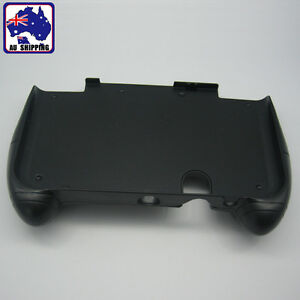 Nintendo-NEW-3DS-LL-XL-Game-Controller-Case-Plastic-Hand-Grip-Handle-EVDS33600