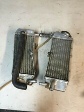 2001 - 2005 Yamaha YZ250F YZ250 250F WR250F Left and right Radiators 2003