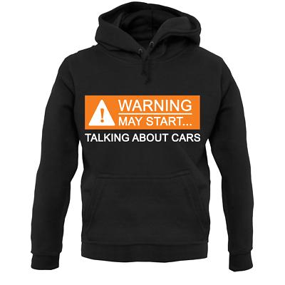 Warning May Start Talking Peaky Blinders Hoodie