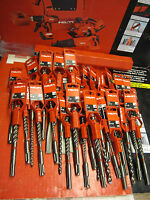 Hilti Brand Drill Bits ---you Choose--- Large Variety, Fast Ship
