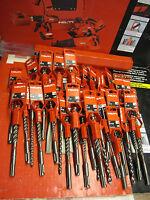 Hilti Brand Drill Bits ---you Choose--- Large Variety, Fast Ship