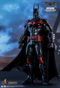 Hot-Toys-Arkham-Knight-Batman-Futura-Knight-Ver-VGM29-1-6-Figure