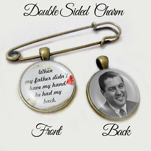 Personalised-Bridal-Bouquet-Dad-Memorial-Lapel-Pin-Wedding-Boutonniere-Gifts