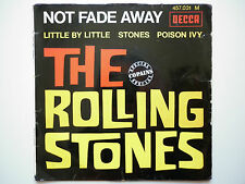 The Rolling Stones 45Tours EP vinyle Not Fade Away