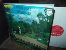 TCHAIKOVSKY + MENDELSSOHN: Violin concerto > Grumiaux Haitink / Philips F stereo