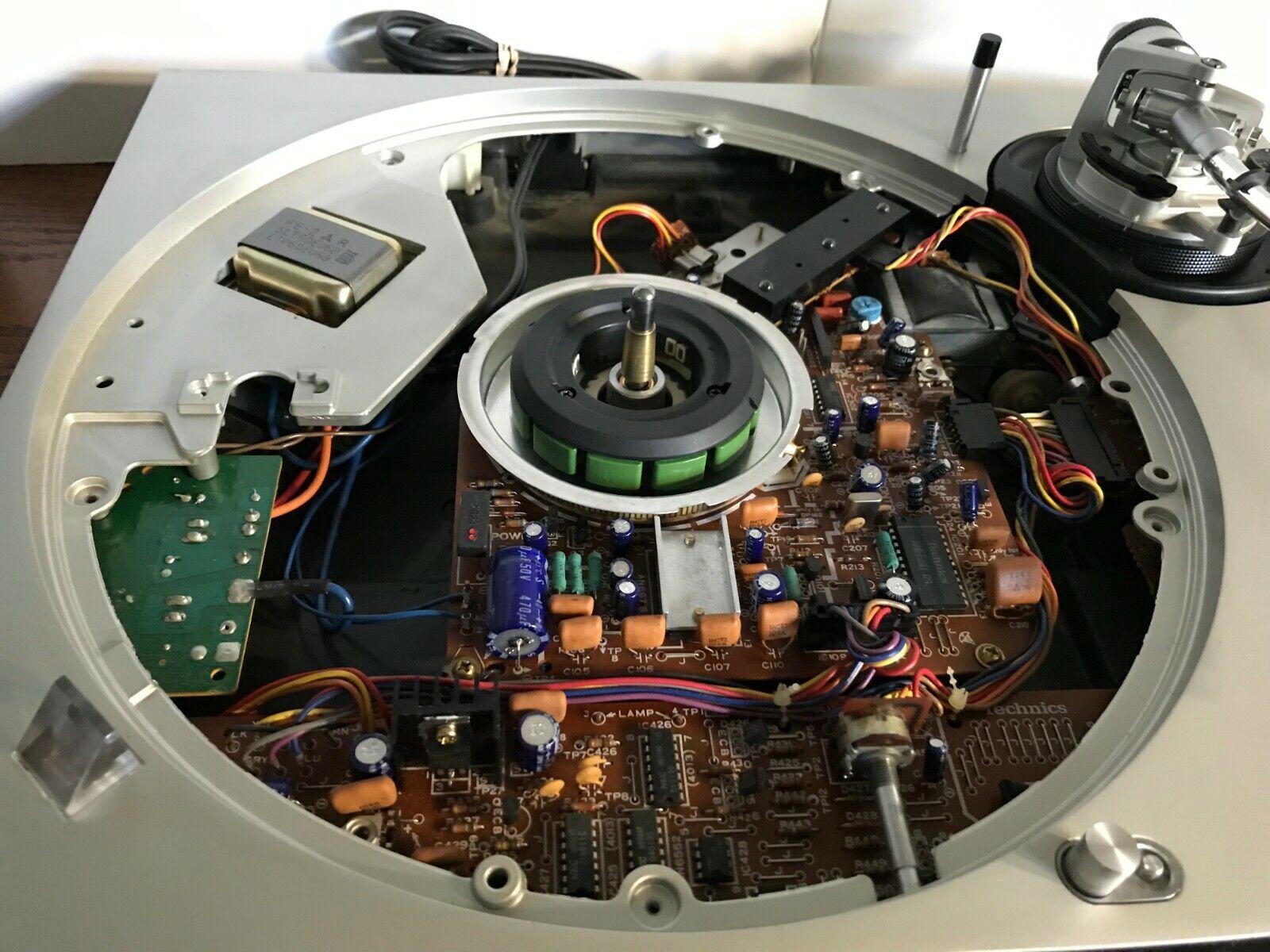 Technics SL 1600 1610 1700 MK2 Auto Turntable Replacement Cue Belt SFGB172-51