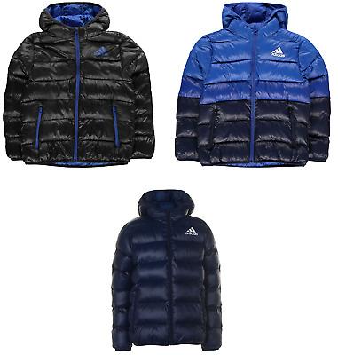 adidas Winterjacke Kinder Jacke Winter Jungen Mantel Jacket Padded 3003 | eBay