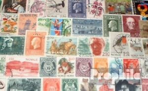 Norwegen-50-verschiedene-Marken