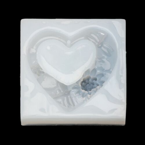 Carved Jade Pendant Silicone Mold Resin Jewelry Earring Pendants Necklace Mould