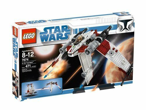 LEGO estrella guerras  The Clone guerras V-19 Torrent (7674)  ti aspetto