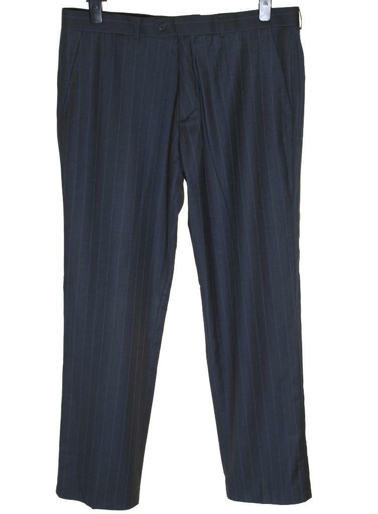 New Men's Daniel Christian Formal Trousers W36