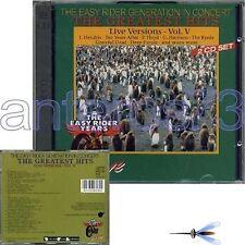 GREATEST HITS LIVE VOL 5 CD - OTIS REDDING PINK FLOYD DOORS BYRDS JANIS JOPLIN